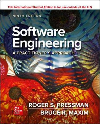 9781260548006 - Software Engineering: A Practitioners Approach