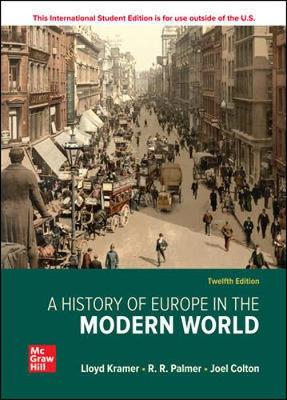 9781260548051 - Ise A History Of Europe In The Modern World
