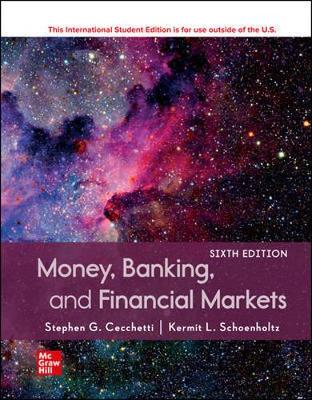 9781260571363 - Ise Money, Banking And Financial Markets