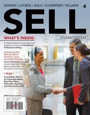 9781285164724 - Sell 4: Student edition with access code