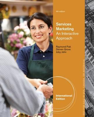 9781285193908 - Ise Services Marketing