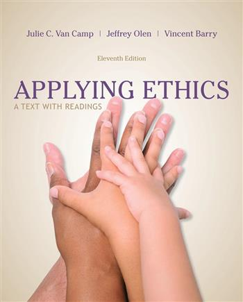 9781285196770 - Applying Ethics Text With Readings