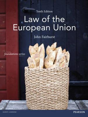 9781292001623 - Law of the European Union