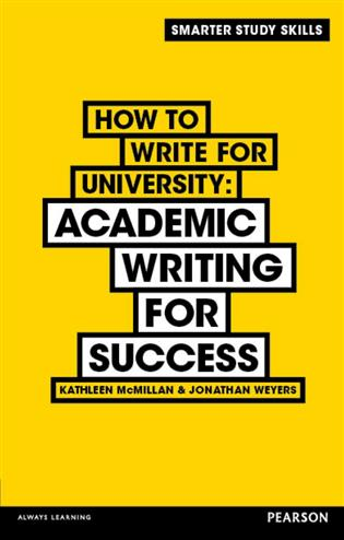 9781292006475 - How to Write for University