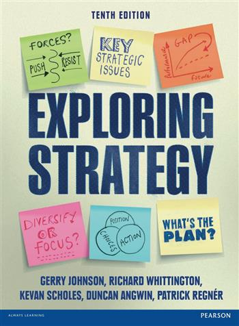 9781292006949 - Exploring Strategy Text Only