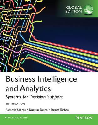 9781292009209 - Business Intelligence and Analytics