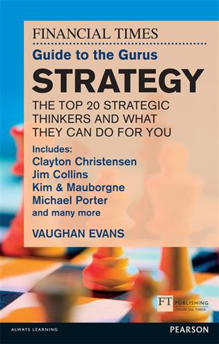 9781292009292 - FT Guide to Gurus Strategy