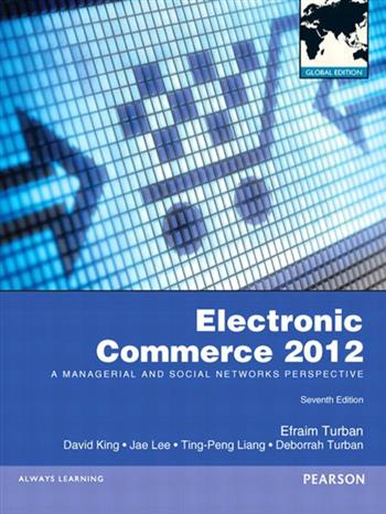 9781292014234 - Electronic Commerce 2012 Global Edition
