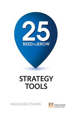 9781292016467 - 25 Need-to-Know Strategy Tools