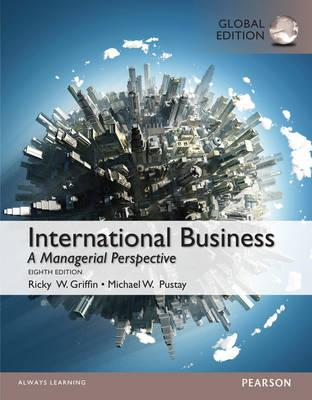 9781292018218 - International Business, Global Edition