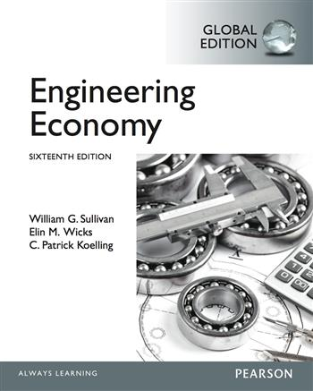 9781292019475 - Engineering Economy, Global Edition