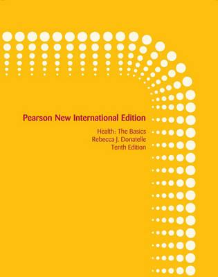 9781292020402 - Health: Pearson New International Edition: The Basics