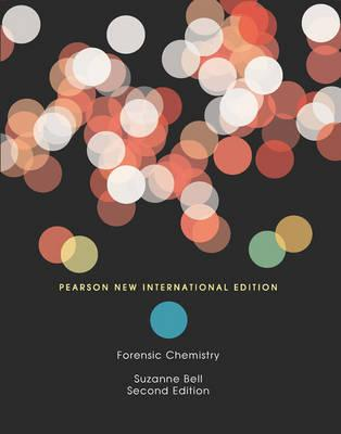9781292020440 - Forensic Chemistry