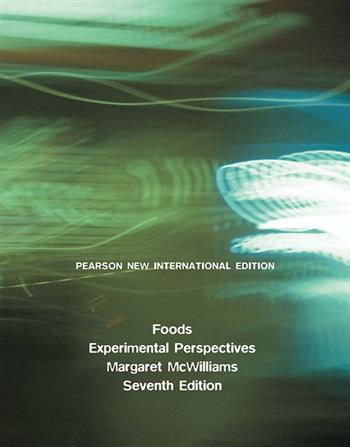9781292020990 - Foods: Pearson New International Edition:Experimental Perspectives