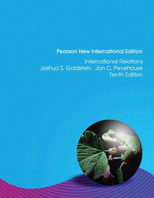 9781292023090 - International Relations, 2012-2013 Update: Pearson New International Edition
