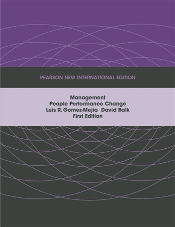 9781292033853 - Management: Pearson New International Edition