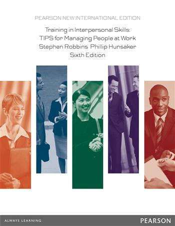 9781292033952 - Training in Interpersonal Skills: Pearson New International Edition