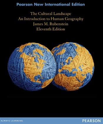 9781292034669 - Cultural Landscape, The: Pearson New International Edition