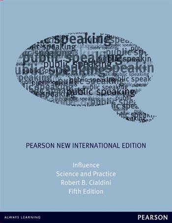 9781292035499 - Influence: Pearson New International Edition