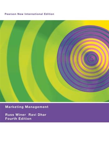 9781292036588 - Marketing Management: Pearson New International Edition