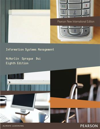 9781292036717 - Information Systems Management: Pearson New International Edition