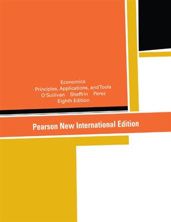 9781292036922 - Economics: Pearson New International Edition