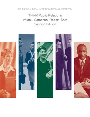 9781292037844 - THINK Public Relations: Pearson New International Edition