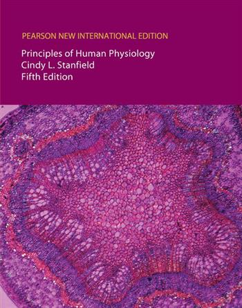 9781292038810 - Principles of Human Physiology: Pearson New International Edition