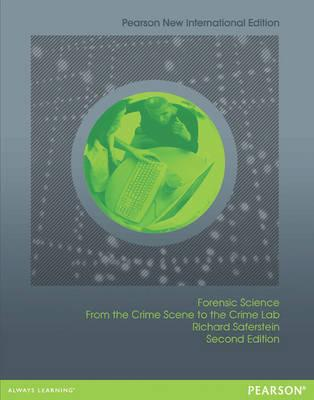 9781292041452 - Forensic Science: Pearson New International Edition:From the Crime Scene to the Crime Lab