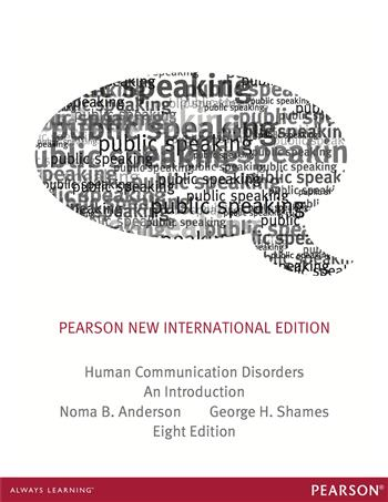 9781292051673 - Human Communication Disorders: Pearson New International Edition