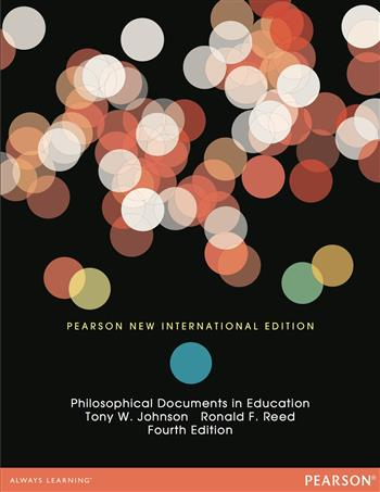 9781292053707 - Philosophical Documents in Education: Pearson New International Edition