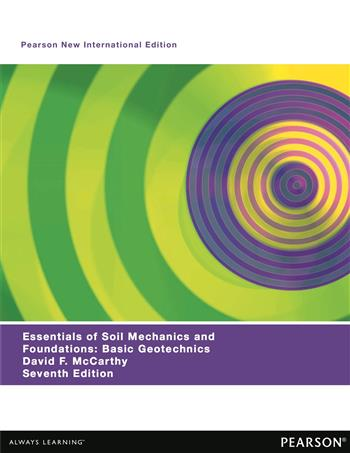 9781292054353 - Essentials of Soil Mechanics and Foundations: Pearson New International Edition