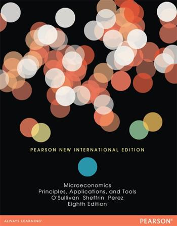 9781292054766 - Microeconomics: Pearson New International Edition
