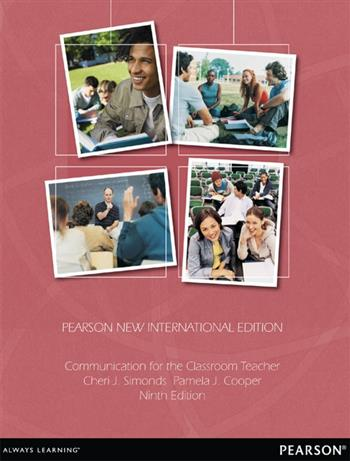 9781292055435 - Communication for the Classroom Teacher: Pearson New International Edition