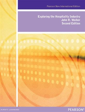 9781292055930 - Exploring the Hospitality Industry: Pearson New International Edition