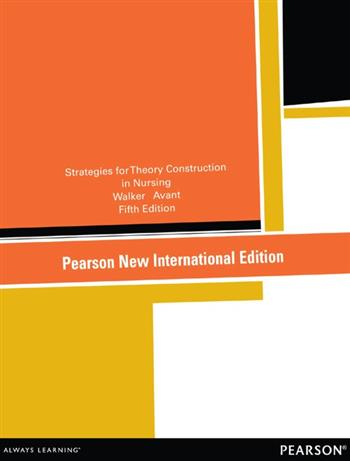 9781292055947 - Strategies for Theory Construction in Nursing: Pearson New International Edition