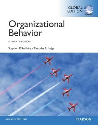 9781292056555 - Organizational Behaviour