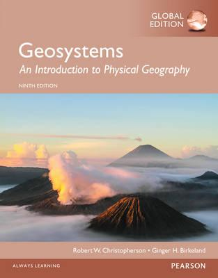 9781292057750 - Geosystems: An Introduction to Physical Geography, Global Edition