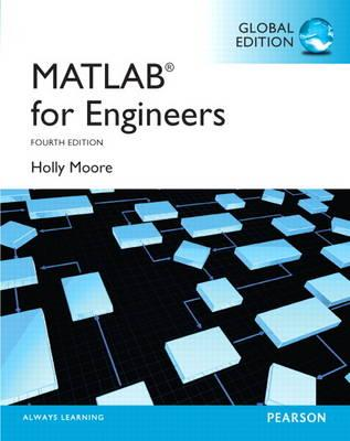 9781292060538 - Matlab for Engineers: Global Edition