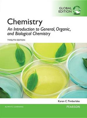 9781292061511 - Chemistry: An Introduction to General, Organic, and Biological Chemistry, Global Edition