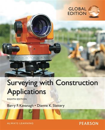 9781292062198 - Surveying with Construction Applications, Global Edition