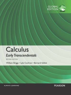 9781292062310 - Calculus: Early Transcendentals, Global Edition