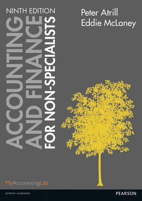 9781292062716 - Accounting and Finance for Non-Specialists