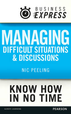 9781292063195 - Business Express: Managing difficult situations and discussions