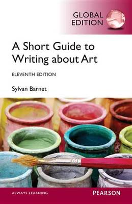 9781292066370 - A Short Guide to Writing About Art, Global Edition