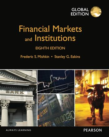 9781292067025 - Financial Markets and Institutions, Global Edition