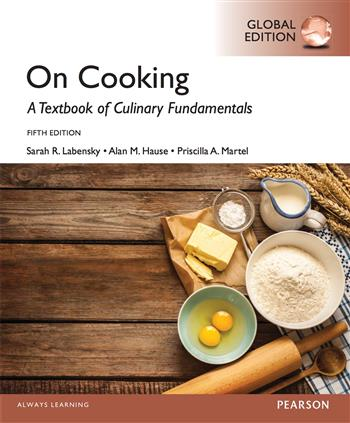 9781292072272 - On Cooking: A Textbook for Culinary Fundamentals, Global Edition