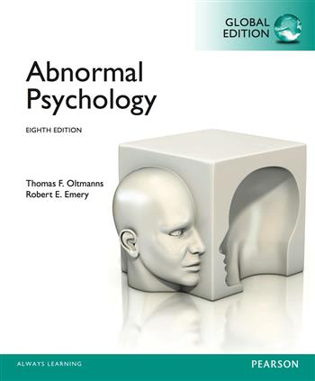 9781292075310 - Abnormal Psychology, Global Edition
