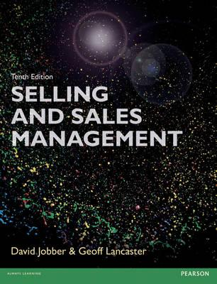 9781292078007 - Selling and Sales Management