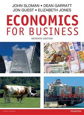 9781292082110 - Economics for Business